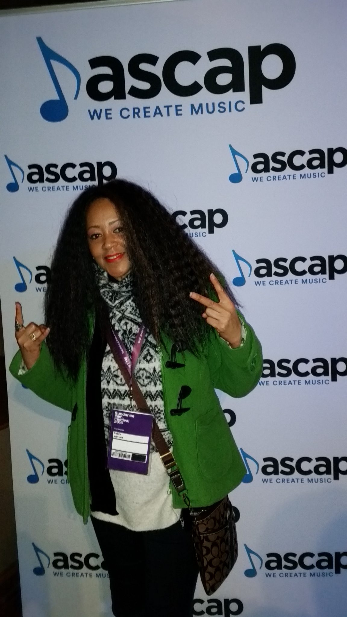 ASCAP networking party