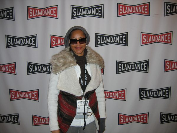 Sable Winters at Slamdance in Park City, UT